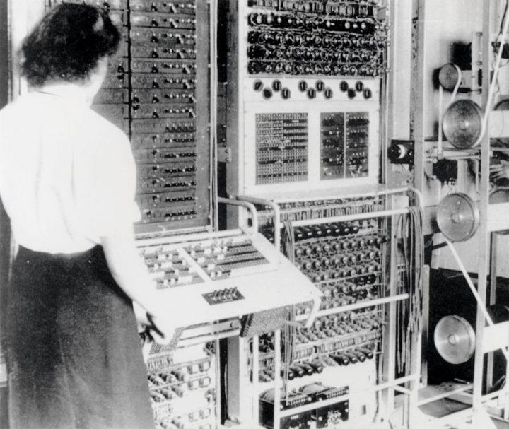 Chi ha inventato il primo computer?