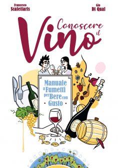 Conoscere il Vino a Fumetti