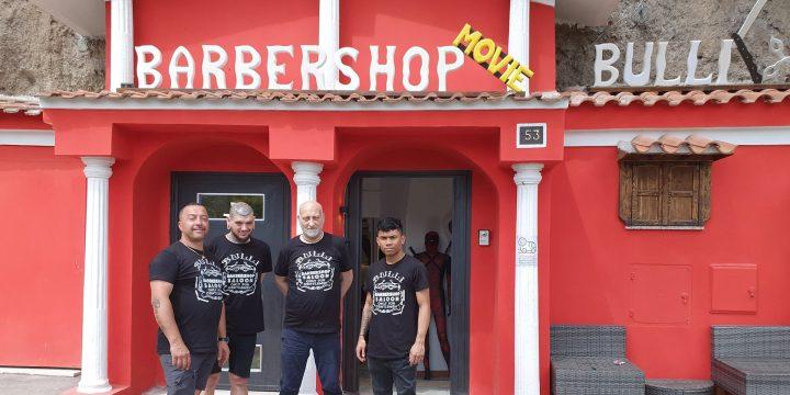 Bulli, il barber shop per veri Nerd
