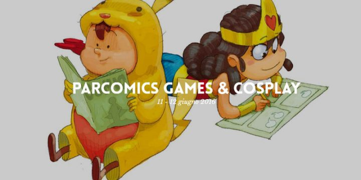 ParComics Games & Cosplay