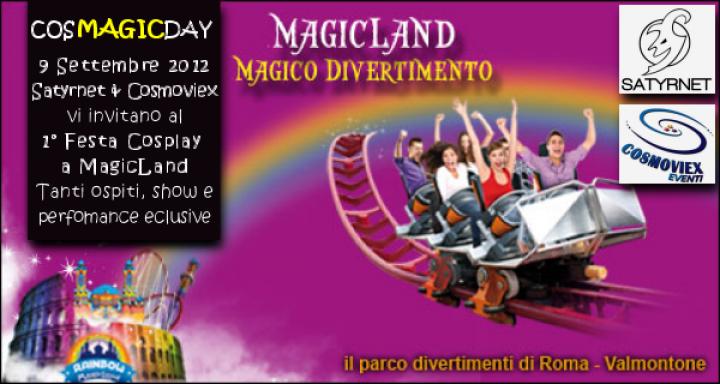 CosMagicDay @ MagicLand