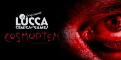 Cosmortem @ Lucca Comics & Games