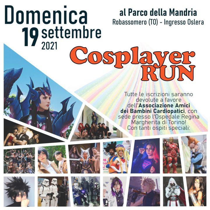 Cosplayer Run 2021