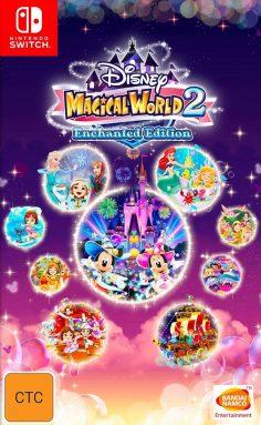 Disney Magical World 2: Enchanted Edition su Nintendo Switch