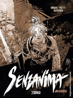 Dragonero Senzanima: Assedio