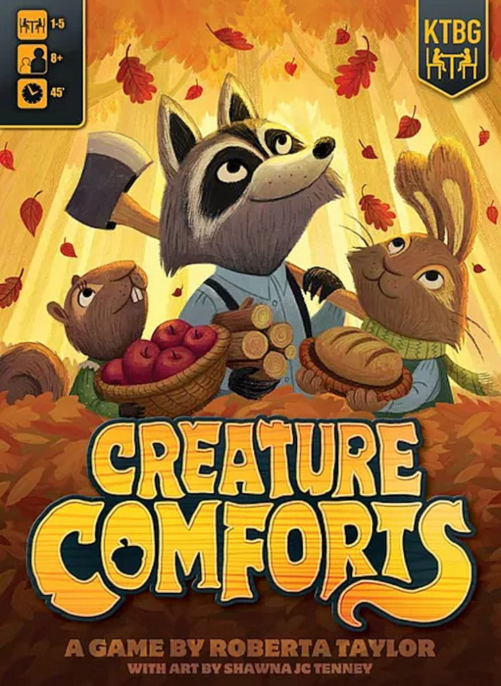 Little Rocket Games annuncia Creature Comforts!