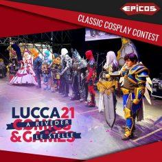 Lucca Comics & Games: Classica Gara Cosplay