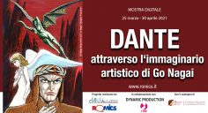 Dante attraverso l'immaginario artistico di Go Nagai