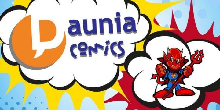 1° Concorso di Fumetto – Daunia Comics 2015