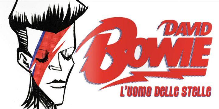 La biografia a fumetti di David Bowie