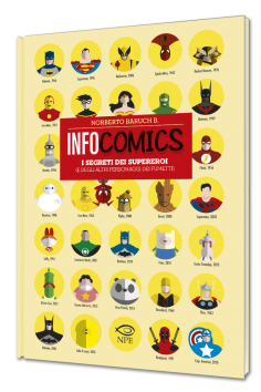 Infocomics: Una vera e propria enciclopedia del nerd!