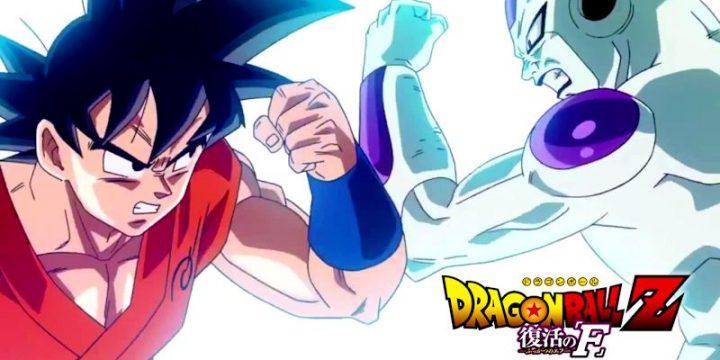 """Dragon Ball Z: la resurrezione di """"F"""" al cinema"""