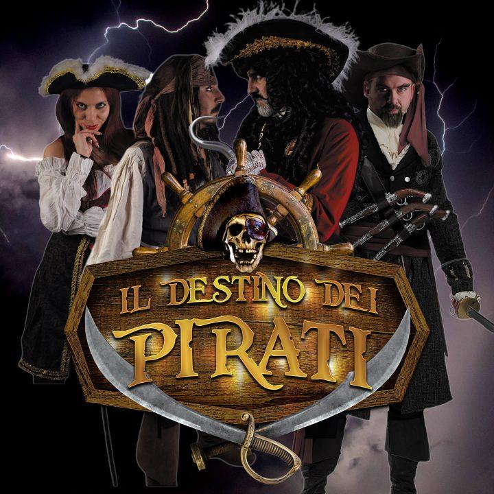 Il Destino dei Pirati – Dinner Show