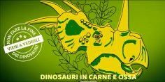 Dinosauri in Carne e Ossa a Fiumicino