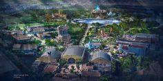 Disneyland Paris si amplia con tre nuove aree