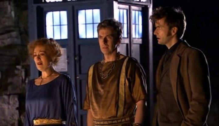 Doctor Who comparse destinate a diventare protagonisti