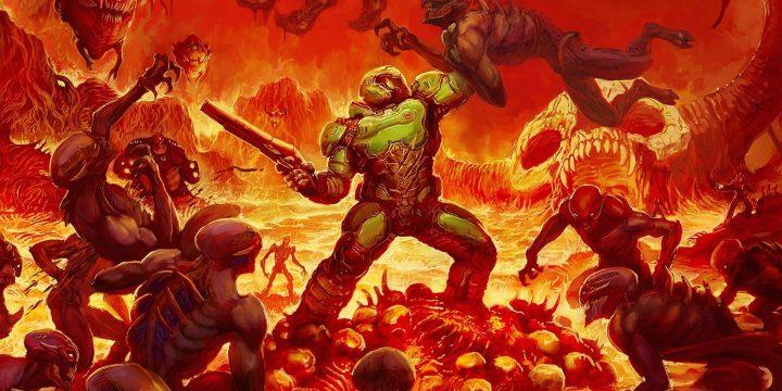 Il ritorno di Doom per Nintendo Switch