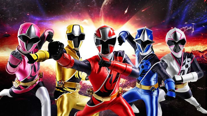 National Power Rangers Day 2018