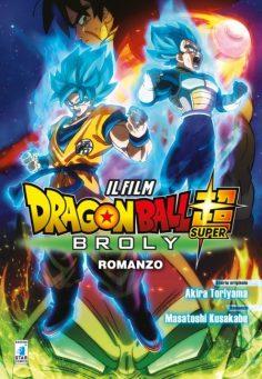 DRAGON BALL SUPER: BROLY – ROMANZO: IN ARRIVO A MARZO!