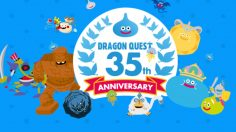 Square Enix festeggia i 35 anni di Dragon Quest