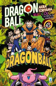 DRAGON BALL FULL COLOR – LA SAGA DI MAJIN BU N. 6