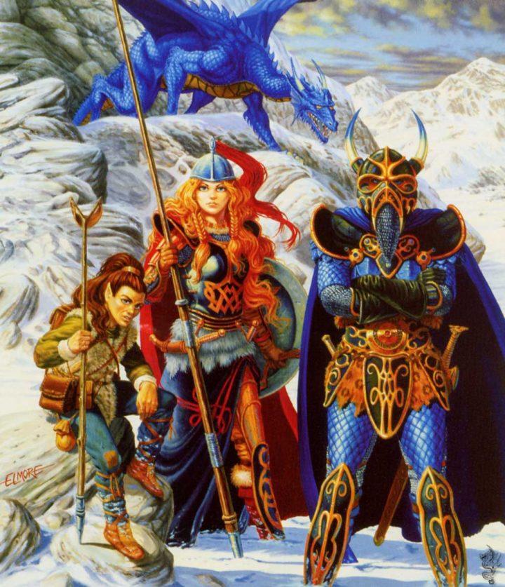 Dragonlance: I Draghi della notte d'inverno
