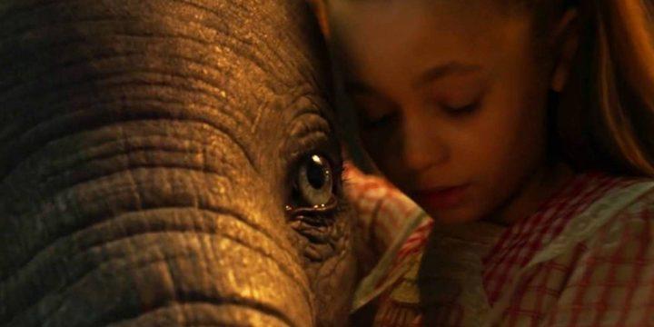 Il primo Teaser di Dumbo di Tim Burton
