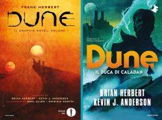 Dune: graphic novel e romanzo prequel