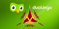 Duolingo ti permette di imparare il Klingon