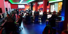 Samsung eSport Palace a Lucca Comics & Games