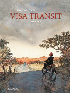 Visa Transit 2 di Nicolas de Crécy