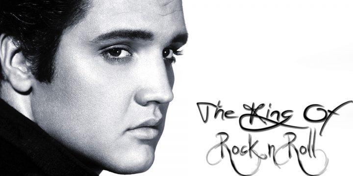 La storia del Re del Rock and Roll a fumetti