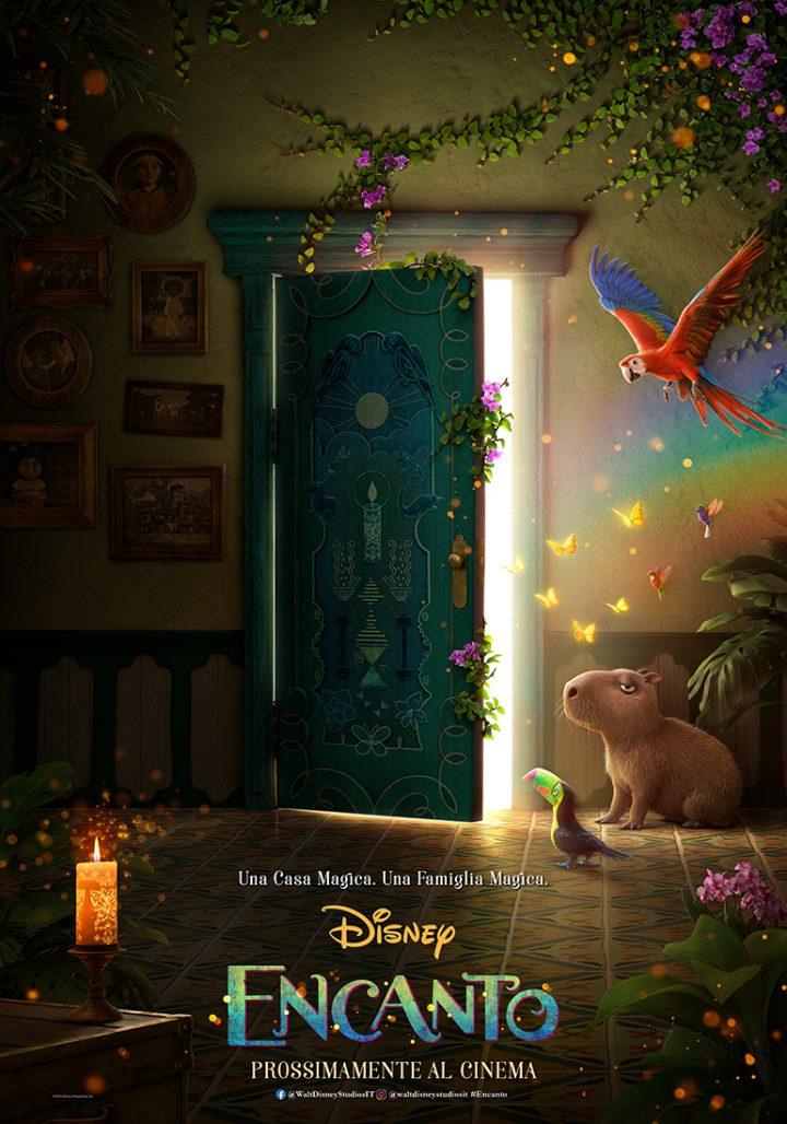 Encanto, il nuovo film targatoWalt Disney Animation Studios