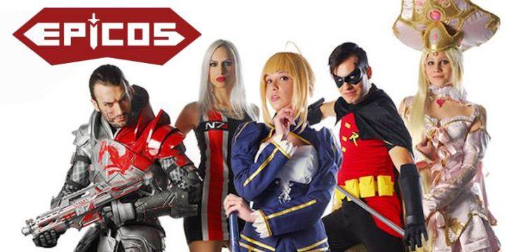 Epicos, la Rivoluzione del Cosplay