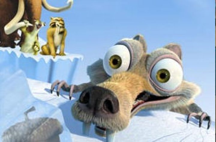 Ice Age 3 mobile Game