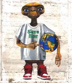 E.T. Salva la terra