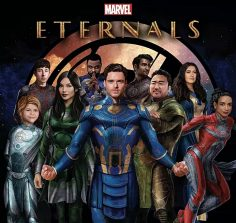 Eternals: il primo trailer del film Marvel Studios