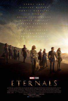 Eternals: film di chiusura della Festa del Cinema di Roma e Alice nella città