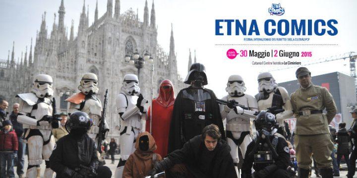 Etna Comics: il ritorno di Star Wars