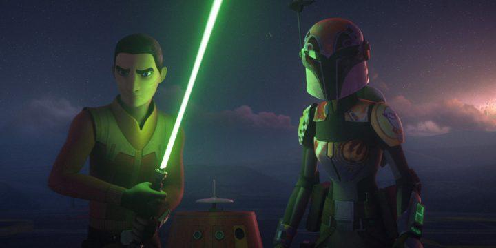 Annunciata la quarta serie di Star Wars Rebels