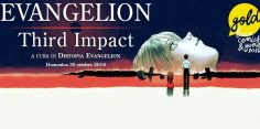 Evangelion Third Impact a Lucca Comics and Games