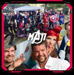 Marvel Avengers Team Italia contro il Body shaming