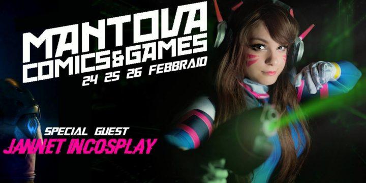 Mantova Comics & Games 2017