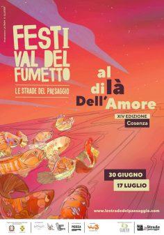 Le Strade del Paesaggio: Festival del Fumetto di Cosenza