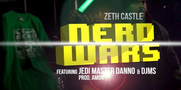 Nerd Wars, la musica diventa geek