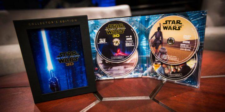 Star Wars Il risveglio della forza finalmente in 3D