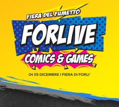 Forlive Comics and Games 2021