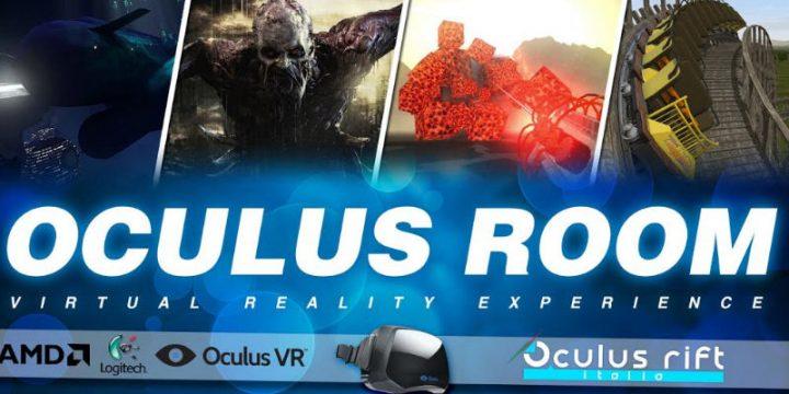 Vigamus: Oculus Room