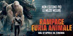 Info sulla produzione di Rampage furia Animale!
