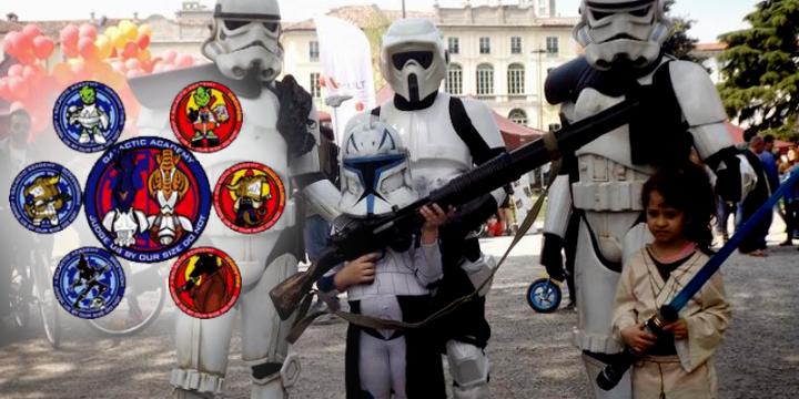 Galactic Academy Varykino Campus Italia, i Jedi under 18